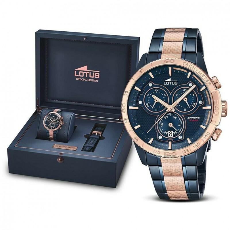 Reloj caballero Lotus 18330/2