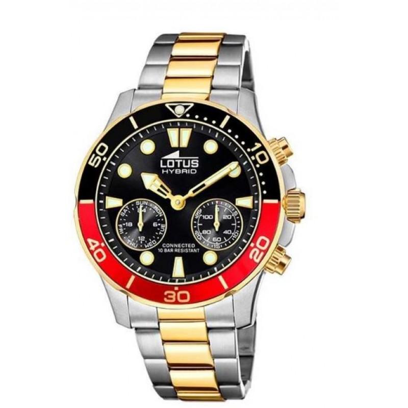 Reloj caballero Lotus 18801/4