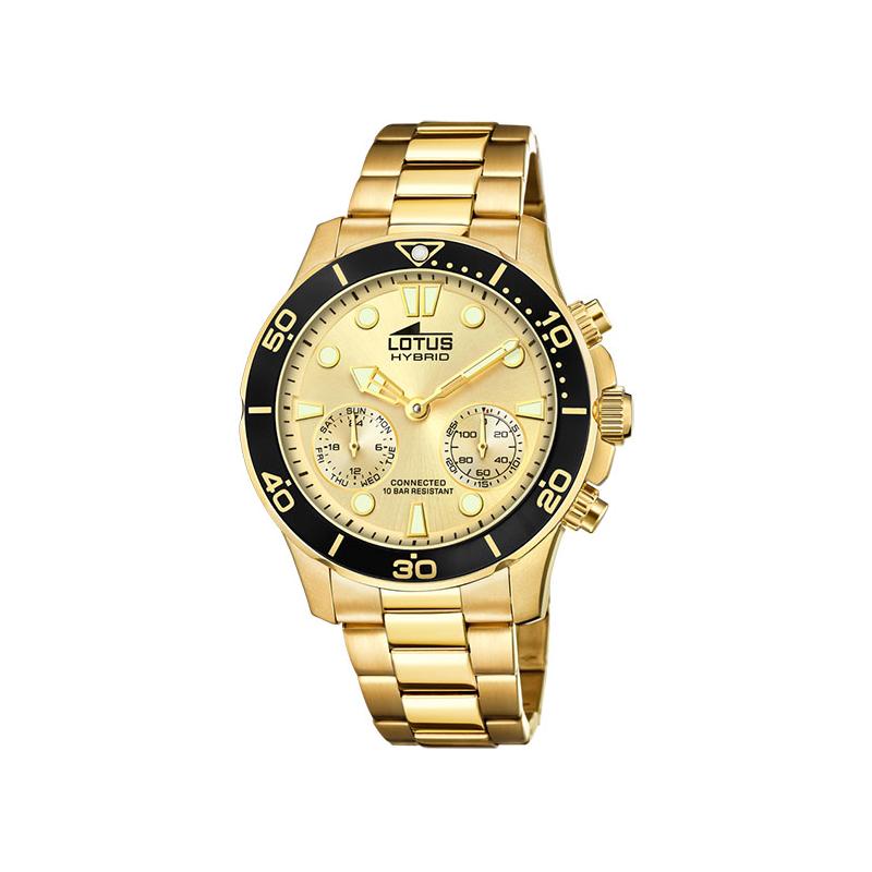 Reloj caballero Lotus 18802/1